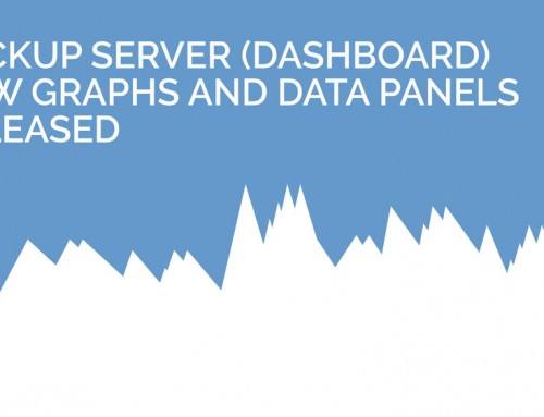 WholesaleBackup Server Release (New Server Dashboard Graphs)